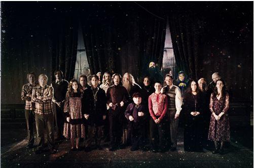 Снимка на оригиналния Орден на феникса от Хари Потър и орденът на феникса