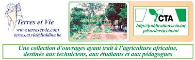 ouvrages agricultures africaines,carnets, environement