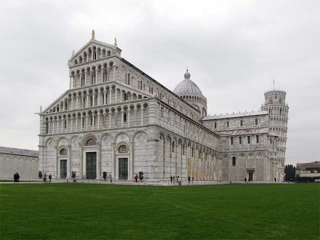 Cathedral of Santa Maria Assunta, Pisa