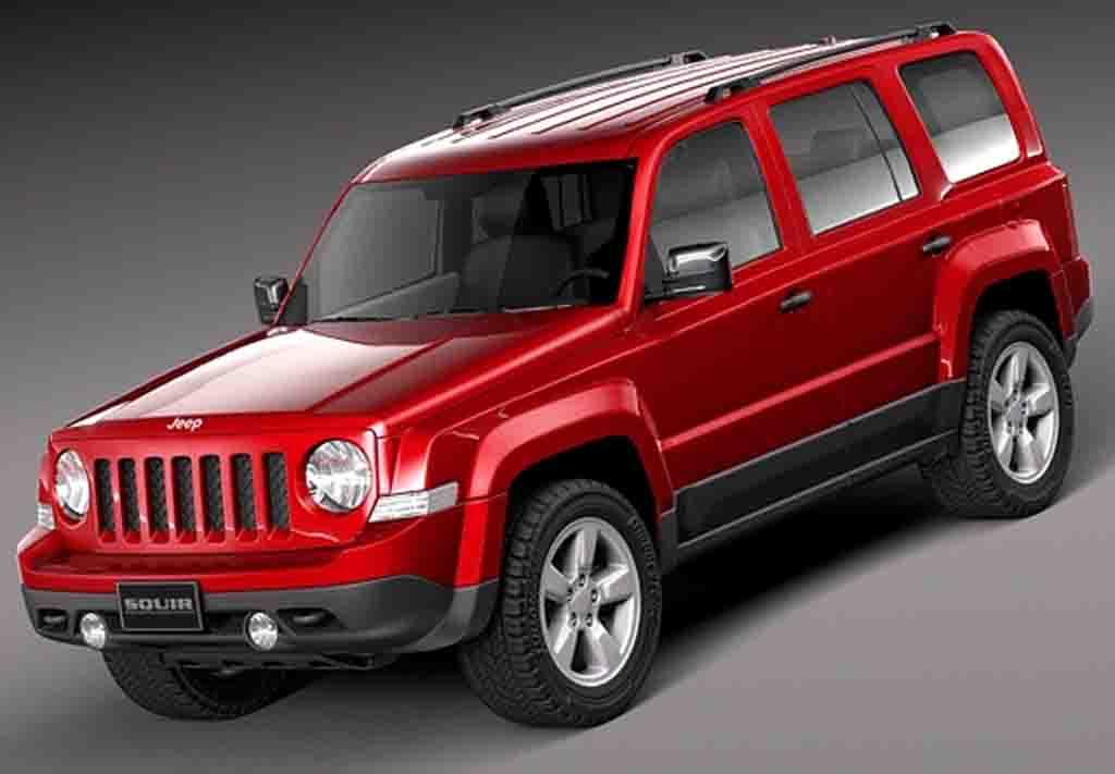 2017 Jeep Patriot Design Review Interior Specs