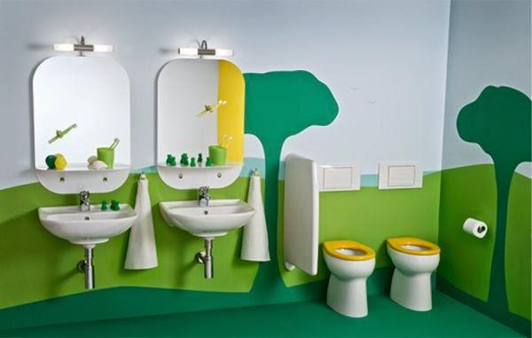 outstanding modern kids bathroom ideas | Modern Bathroom Ideas For Kids | Stylish And Awesome Ideas ...