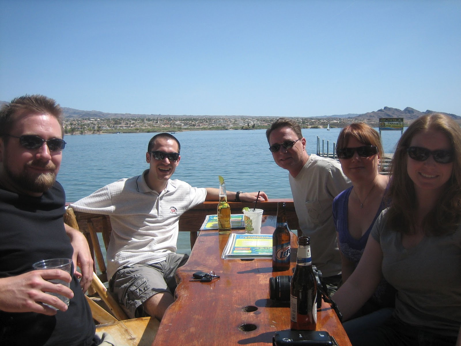 Life Made Beautiful Day Of Rest At Lake Havasu With -6768