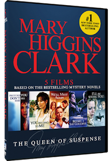 GIVEAWAY: Mary Higgins Clark Bestselling Mysteries {5 movies!} on DVD