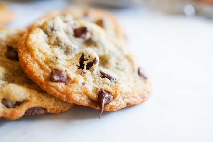 9 tips for making the BEST back-of-the-bag chocolate chip cookies