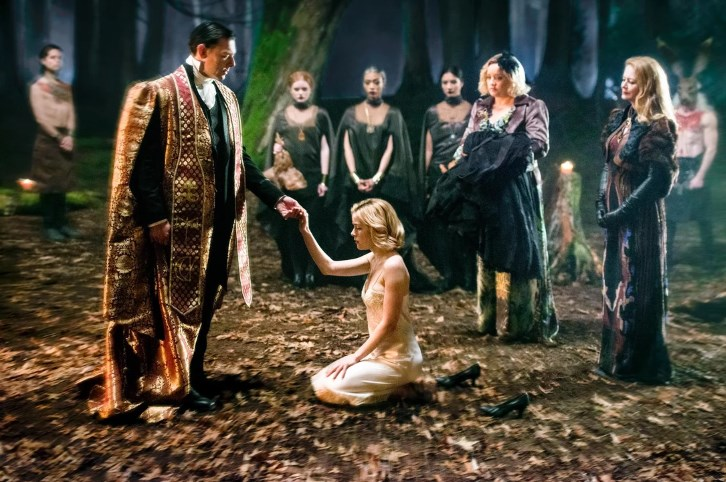 Chilling Adventures Of Sabrina First Look Photos Poster