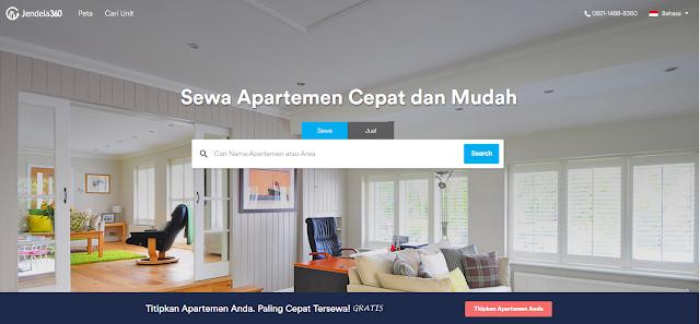Apartemen di Jendela360