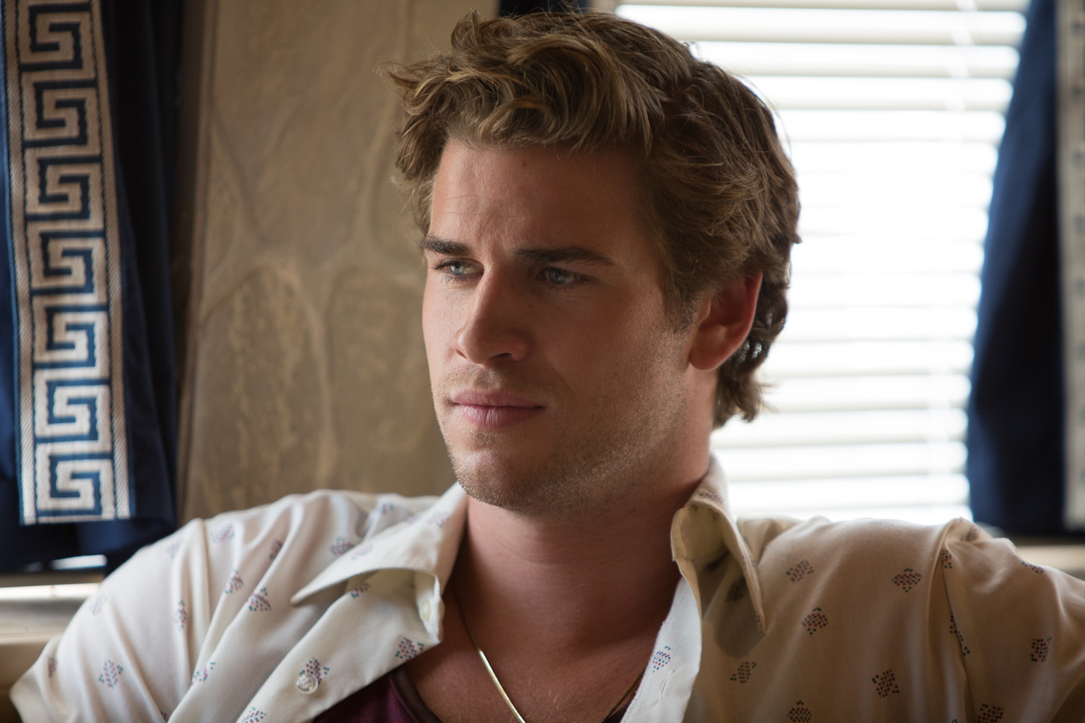 Liam Hemsworths got moves choreographed moves as do a few of his costars in their upcoming romantic comedy Liam was spotted dancing in front of a