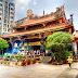 1 sáng thật yên bình tại chùa Long Sơn Đài loan