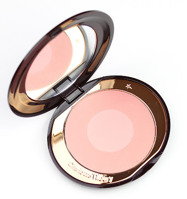 Charlotte Tilbury Cheek to Chic Blush in Love Glow review