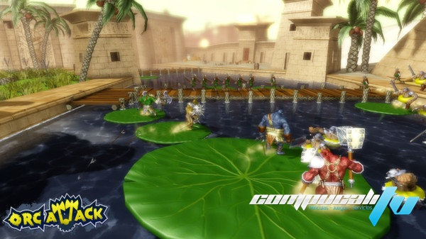 Orc Attack: Flatulent Rebellion PC Full