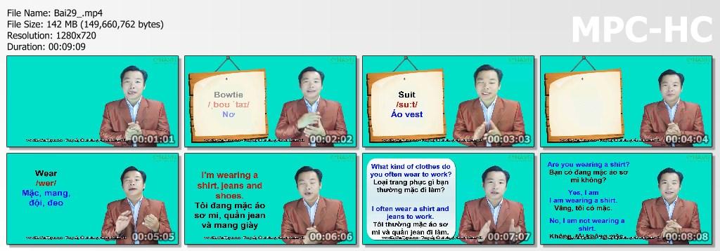 Video Khóa học Nói Tiếng Anh Tự Tin Sau 3 Tháng