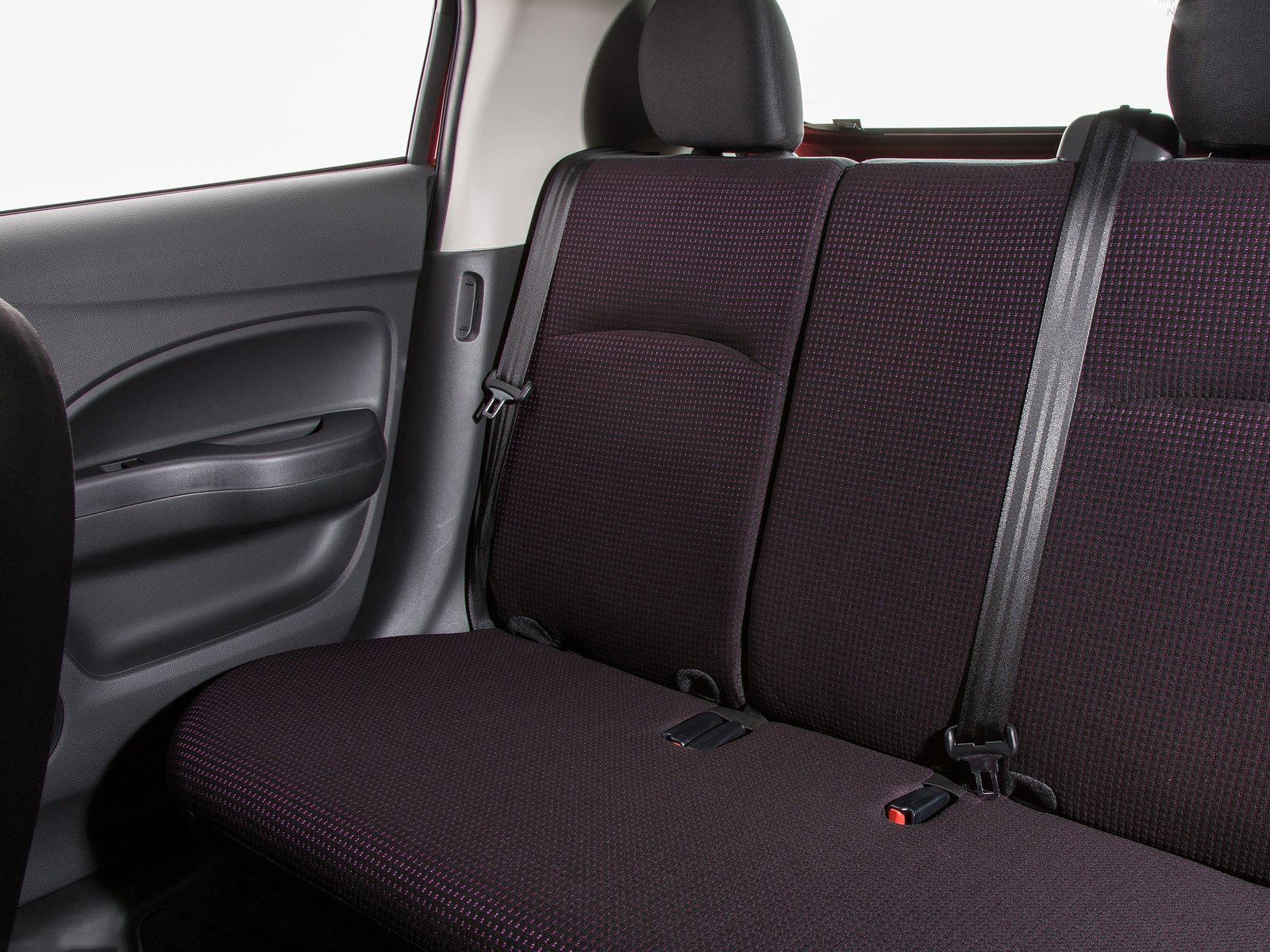 Automotive Database: Mitsubishi Mirage
