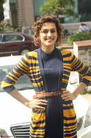 Taapsee Pannu looks super cute at United colors of Benetton standalone store launch at Banjara Hills ~  Exclusive Celebrities Galleries 078.JPG