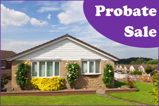 probate house sale process