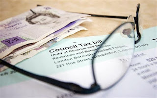Council tax rebate for Dementia Patients