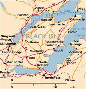 Black Isle Cycle Routes 106