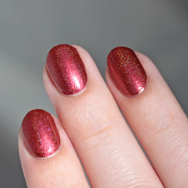 Paint It Pretty Polish Sleigh All Day