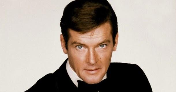 Roger Moore Bond