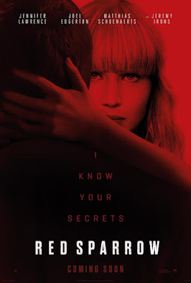 Red Sparrow 2018 DVD9 R2 PAL Spanish