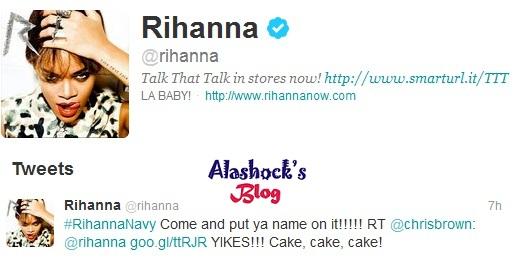 Swell Remix Chris Brown Rihanna Team Up For Birthday Cake Remix Funny Birthday Cards Online Drosicarndamsfinfo