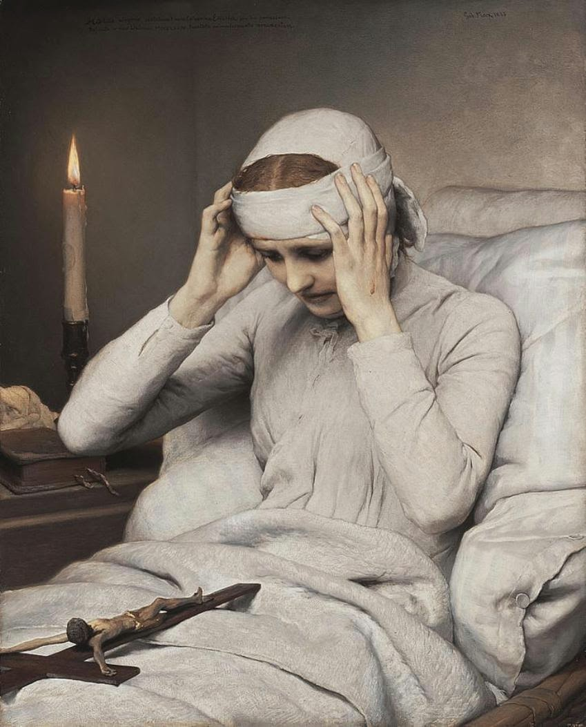 Image result for Blessed (Anne) Catherine Emmerich