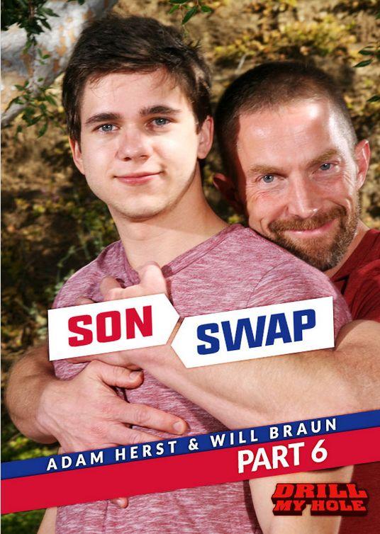 Son Swap Part 6 Cover