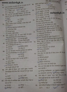 UP Lekhpal Question Paper Exam Model Papers