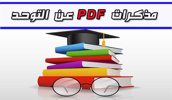 مذكرات التخرج PDF عن التوحد