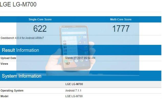 Spesifikasi LG Q6