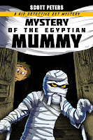 Mystery of the Egyptian Mummy - Kids books