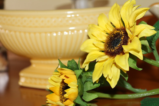 Sunflowers, Living From Glory To Glory Blog...