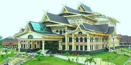 anjungan seni idrus tintin pekanbaru anjungan seni idrus tintin riau anjungan seni idrus tintin terletak di sejarah anjungan seni idrus tintin