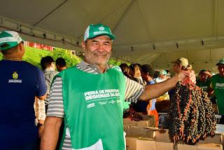 Depois de Rio Preto da Eva, outros municípios receberão feiras da Secretaria de Produção do Amazoans