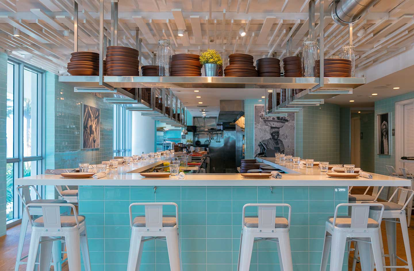 The Chowfather: First Date - Obra Kitchen Table (Miami)