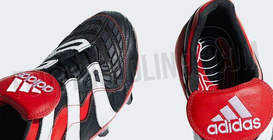 e0818e92d939 Update  All official pictures of the  OG  Adidas Predator Accelerator  remake boots have leaked. This suggests that the release is close.