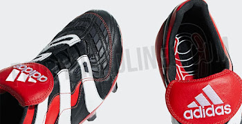a93140fc5a51 OFFICIAL Pictures  Black   White   Red Adidas Predator Accelerator 2018  Remake Boots Leaked