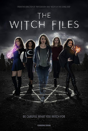 Watch Online The Witch Files 2018 720P HD x264 Free Download Via High Speed One Click Direct Single Links At WorldFree4u.Com