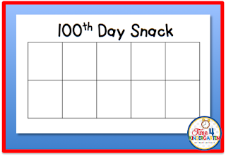 100th day of school, Time4kindergarten