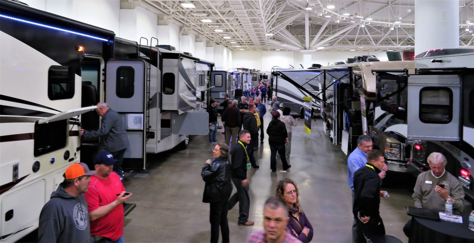 Todd Swank Minneapolis Rv Show 2017