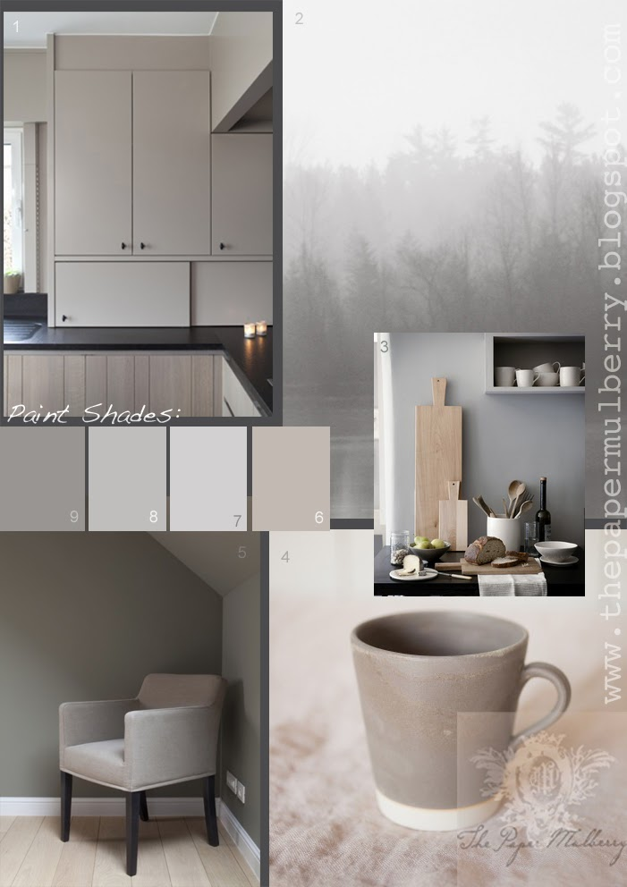 Paint Color Combinations For Interiors