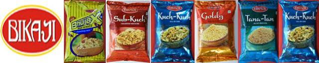 Bikaji Products