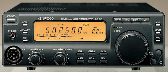 Kenwood TS-60S USB LSB CW HF AM FM