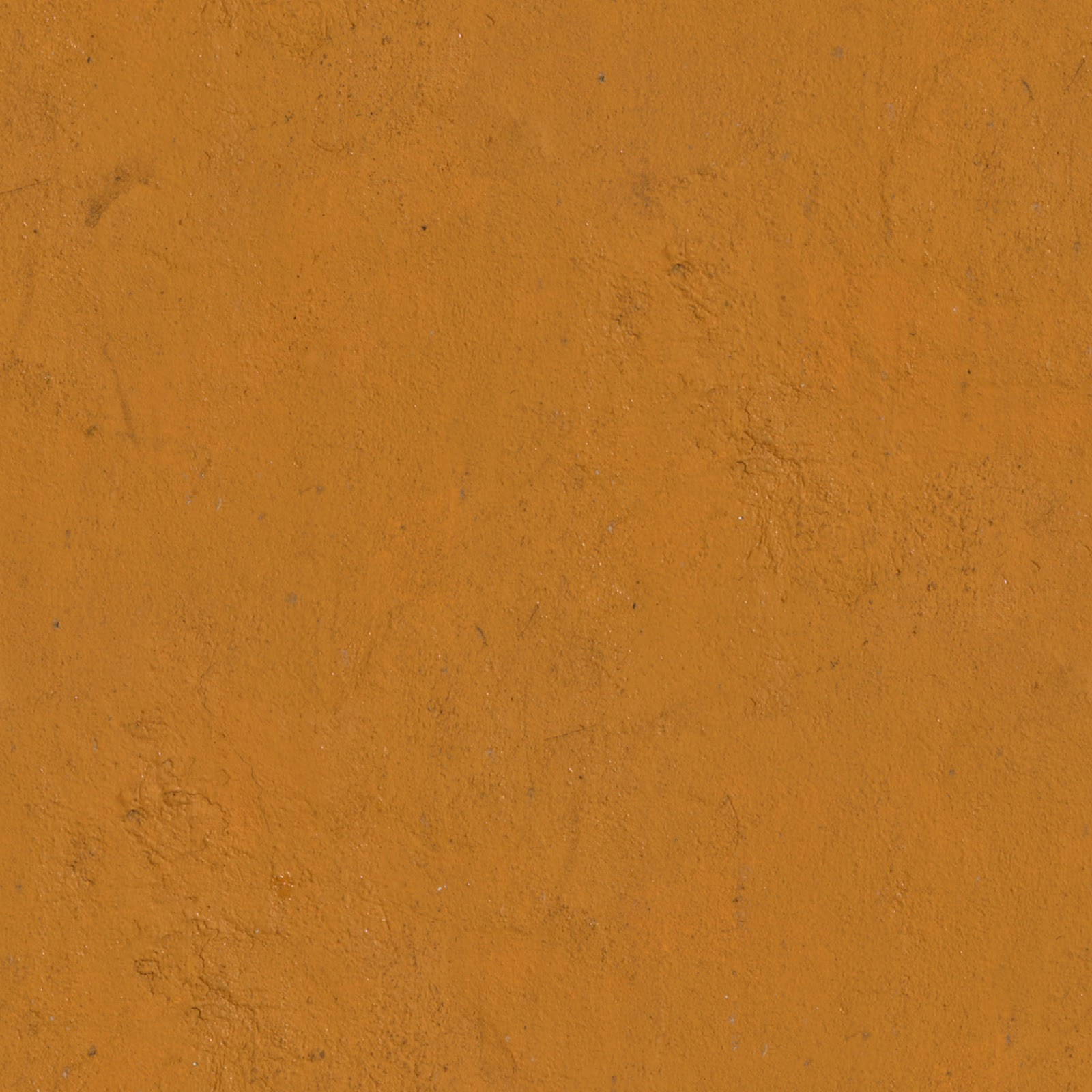 Stucco orange plaster wall seamless texture 2048x2048