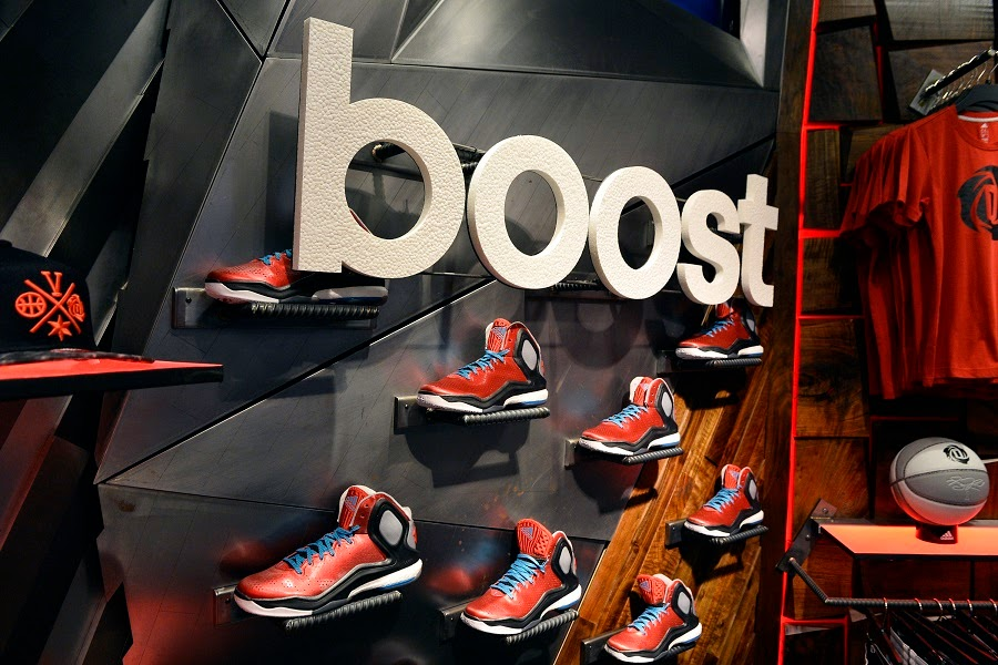da3ee0c9201d Manila Life  D Rose and adidas launch D Rose 5 Boost in Chicago