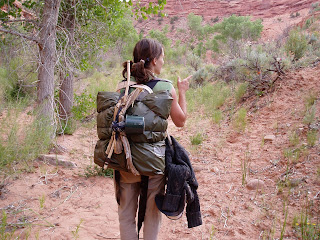 Boulder Outdoor Survival School (BOSS), Grand Staircase Escalante National Monument