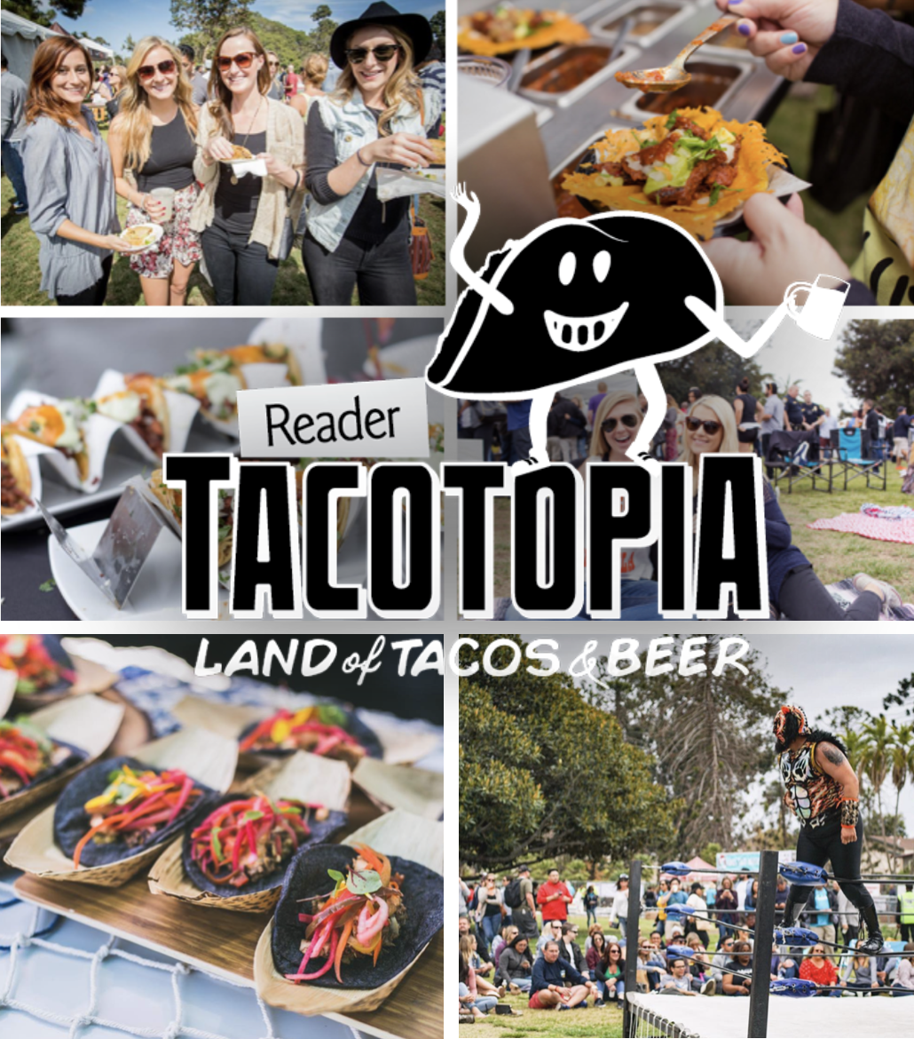 Save On Passes & Enter to win VIP Tickets to Tacotopia on May 11