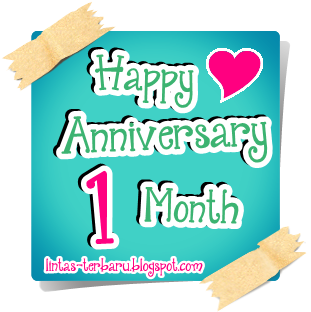 Ucapan Anniversary 1 Bulan Buat Pacar Ldr Nusagates