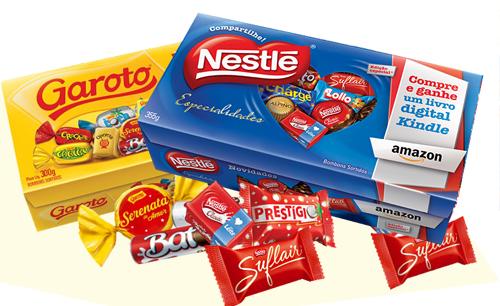 Fusão de Nestlé e Garoto talvez aconteça