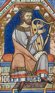 harper, medieval harp, medieval harpist, ghost stories, Scotland, Scottish ghosts