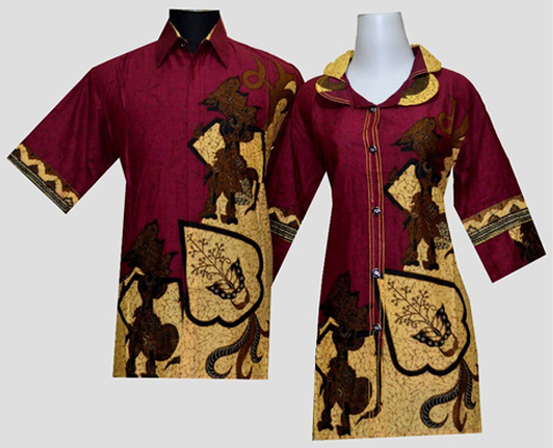 model baju sarimbit